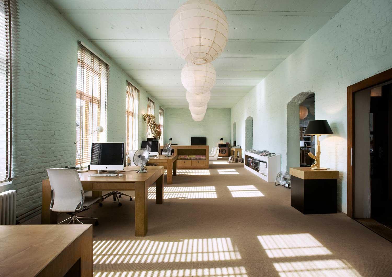 Parasol Island's Office in Düsseldorf, Germany   Yellowtrace