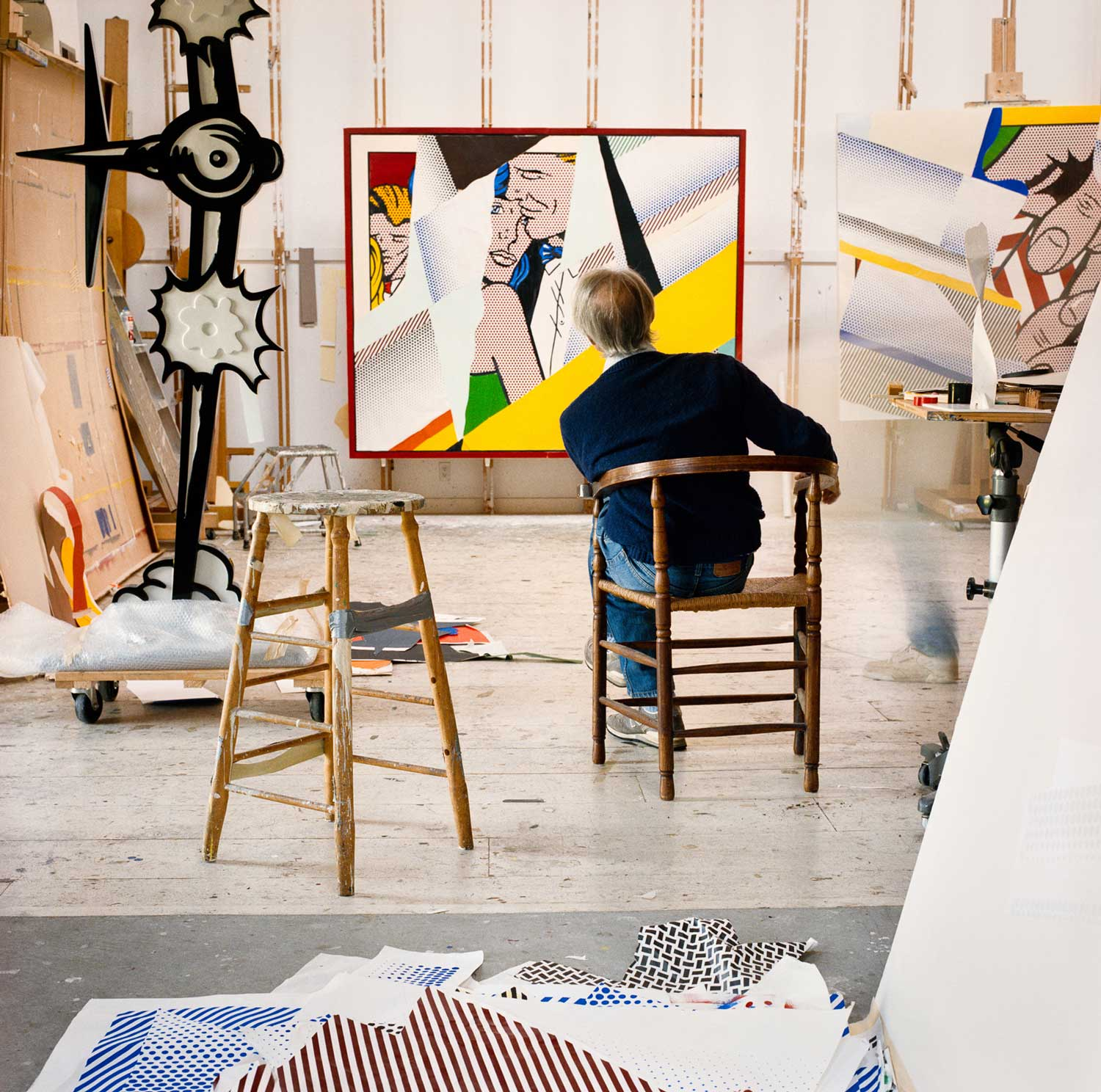artist studios ateliers curated by yellowtrace