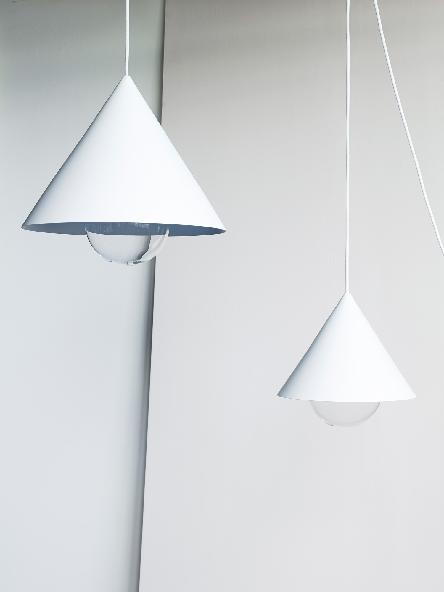 Cone Lights by Studio Vit | Yellowtrace