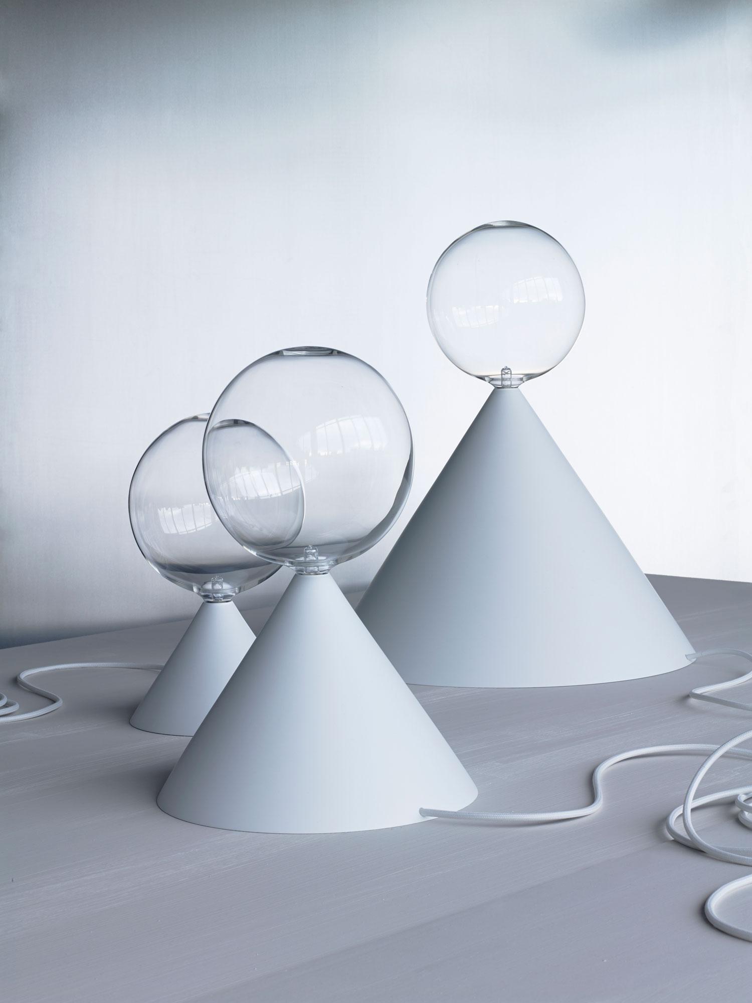 Cone Lights by Studio Vit   Yellowtrace