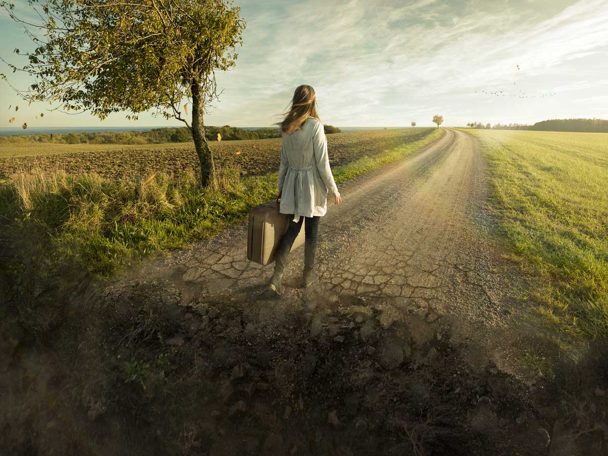 Surreal Distorted Reality by Photographer Erik Johansson | Yellowtrace