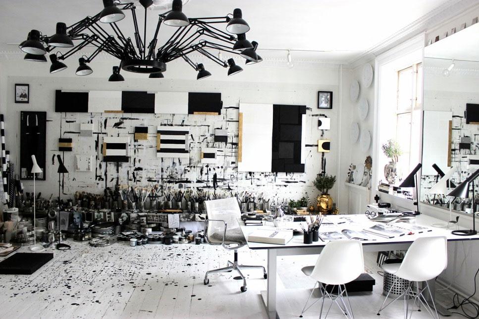 Tenka Gammelgaard Studio | Yellowtrace