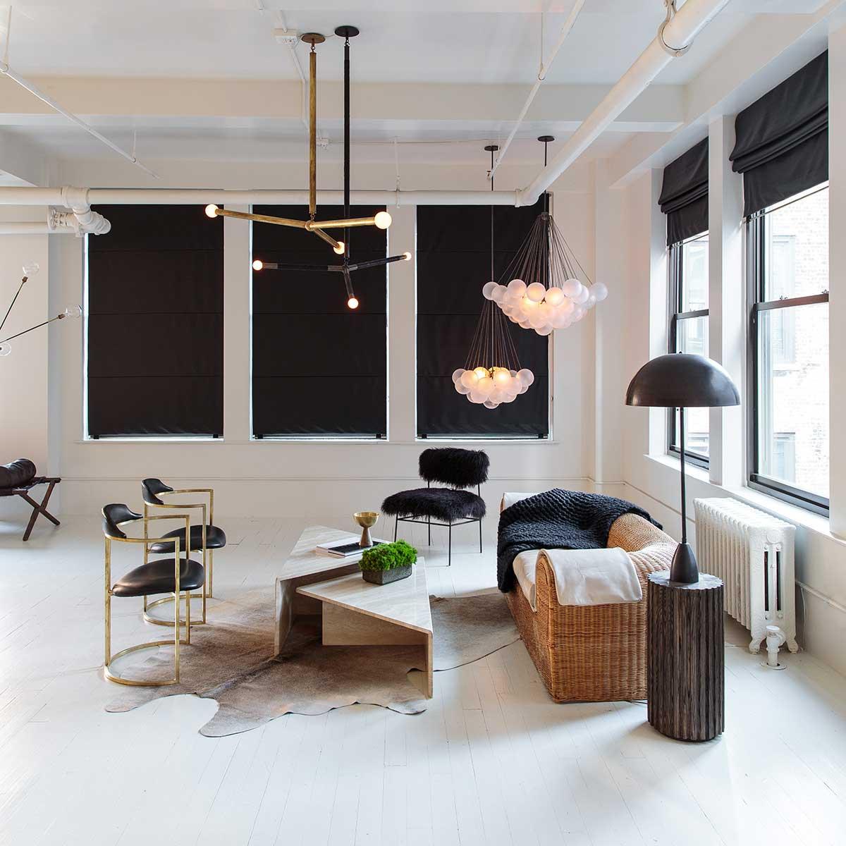Lighting Nyc: Unbearably Beautiful Aparatus Studio New York