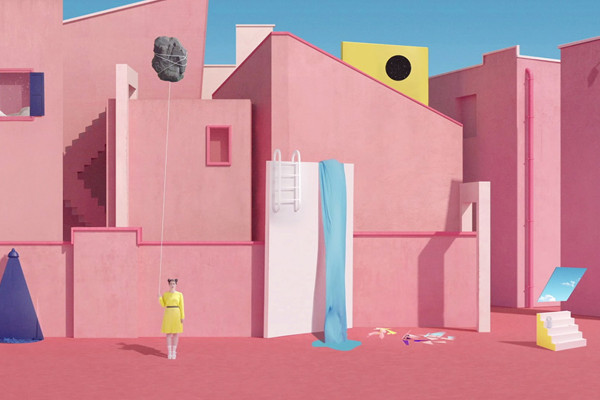 A Very Short Film by Vallée Duhamel | Yellowtrace