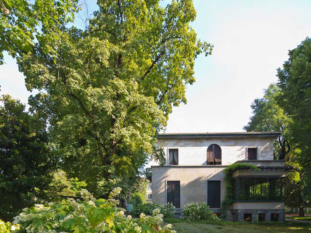 Villa Necchi Milan | Yellowtrace