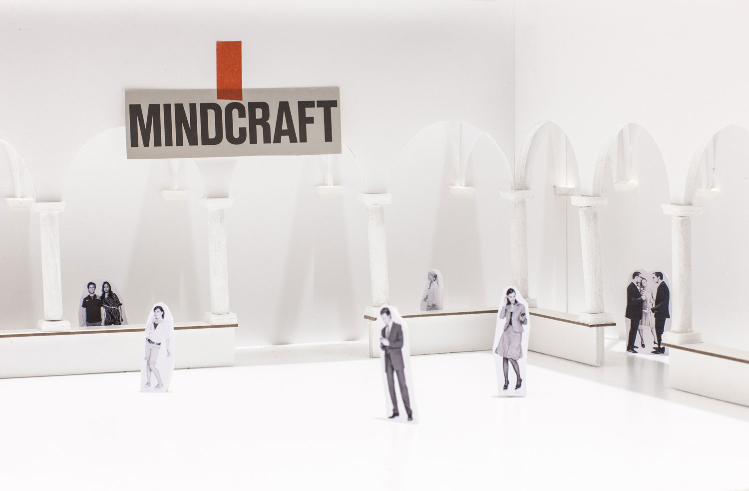 mindcraft15 Exhibition Milan Salone del Mobile 2015 | Yellowtrace