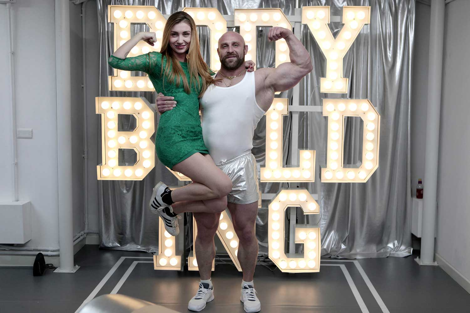 Body Building Party Milan Design Week 2015 | Yellowtrace
