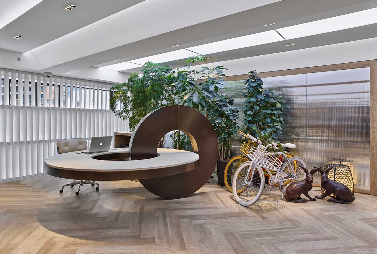 Brand New Creative Studio of AB Concept in Hong Kong | Yellowtrace