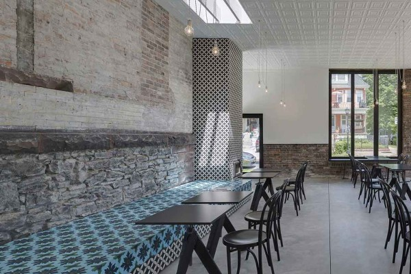 Cafe Fargo by Davidson Rafailidis | Yellowtrace
