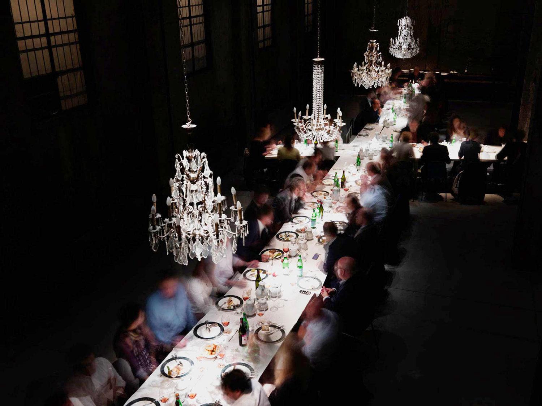 Carlo e Camilla in Segheria Restaurant in Milan | Yellowtrace