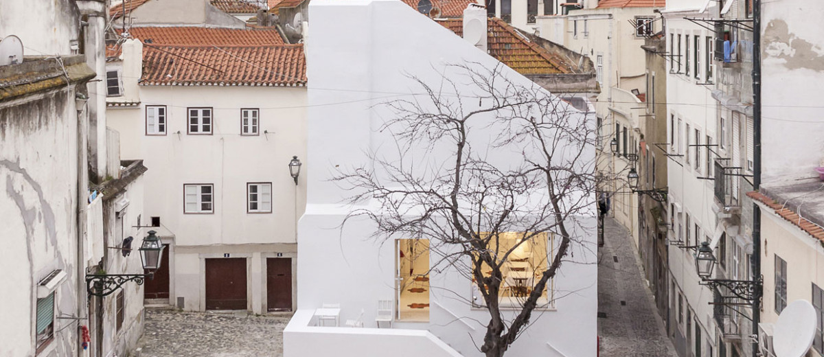 Casa da Severa in Lisbon, Portugal by Jose Adriao | Yellowtrace