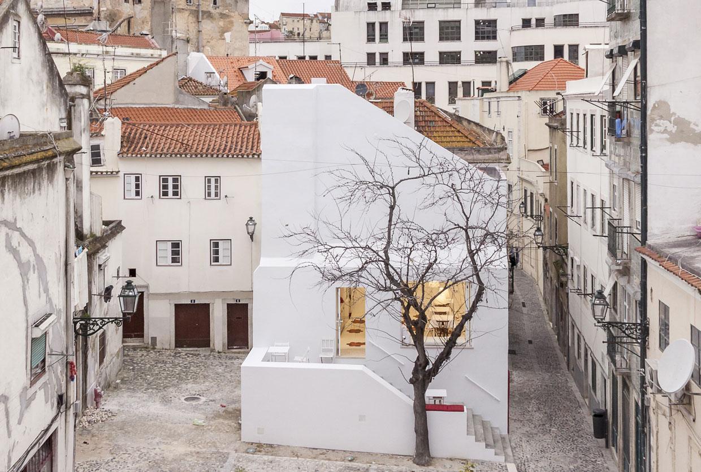 Casa da Severa in Lisbon, Portugal by Jose Adriao | Yellowtrace