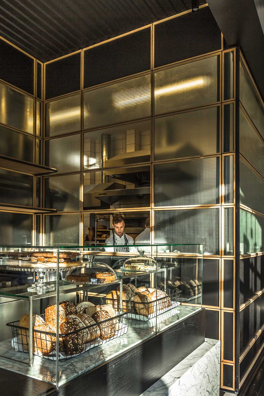 Di Cafe Deli by Buck Studio   Yellowtrace