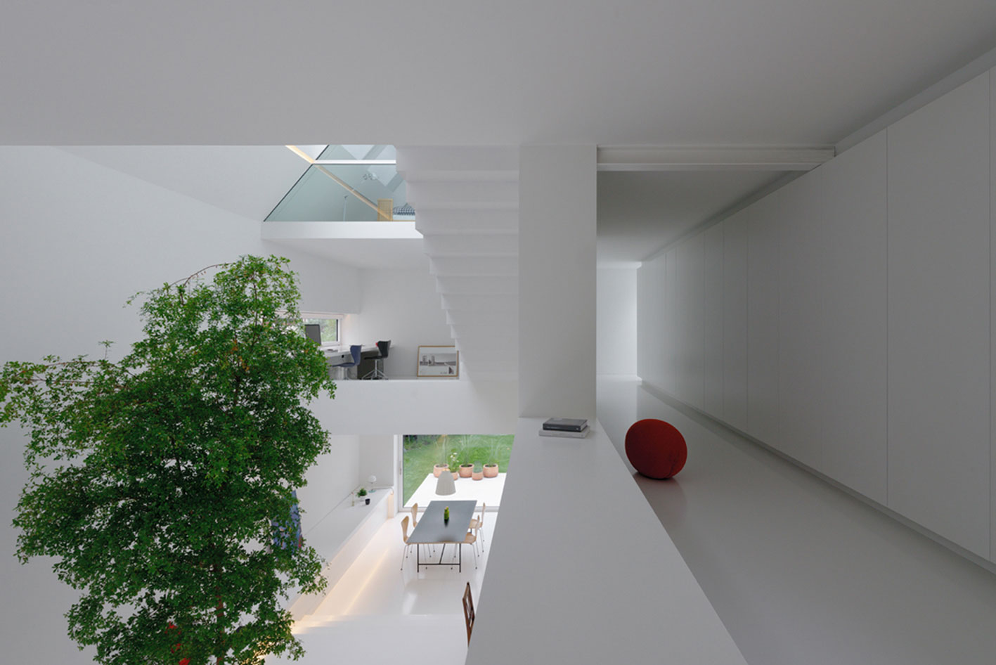 House WZ by Bernd Zimmermann Architekten | Yellowtrace
