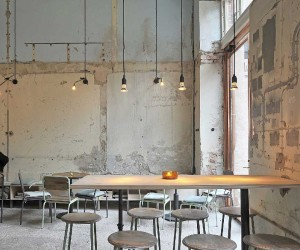 Kafe Magasinet by Robach Arkitektur | Yellowtrace
