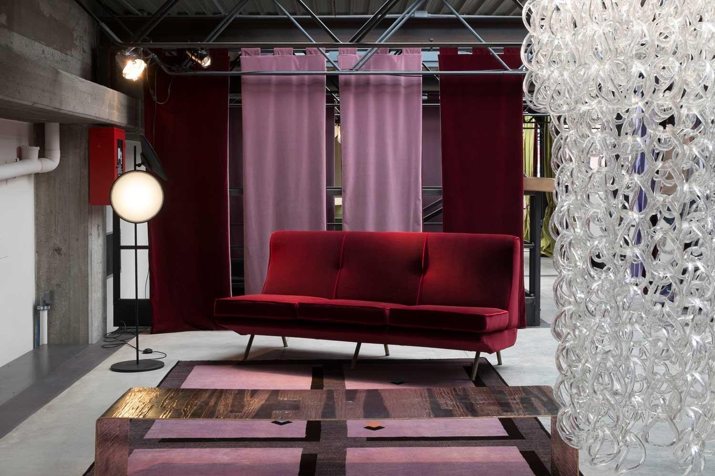 Nilufar Depot by Nina Yahar, Milan Design Week 2015 | Yellowtrace