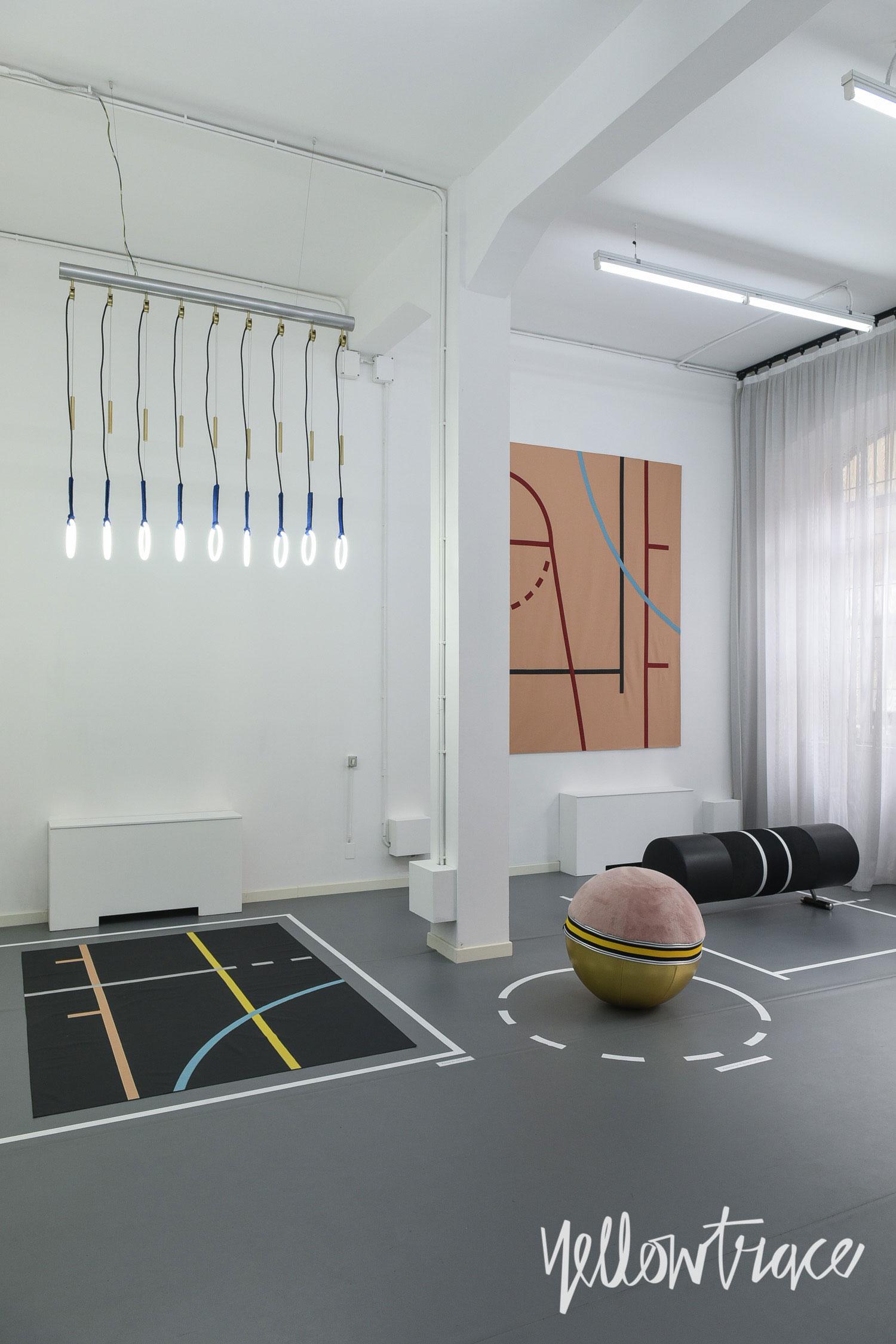 Body Building by Alberto Biagetti & Laura Baldassari | MILANTRACE2015