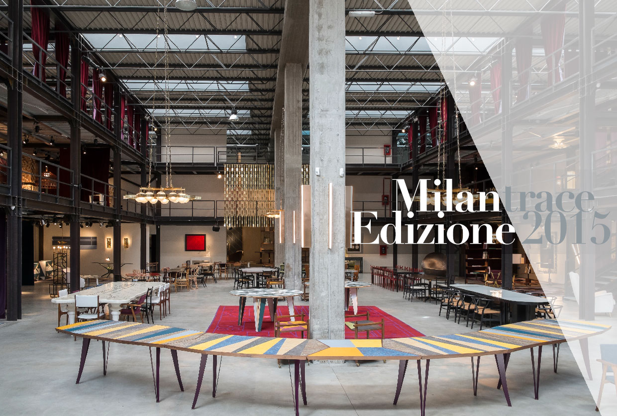 Nilufar Depot by Nina Yahar, Milan Design Week 2015 | Yellowtrace