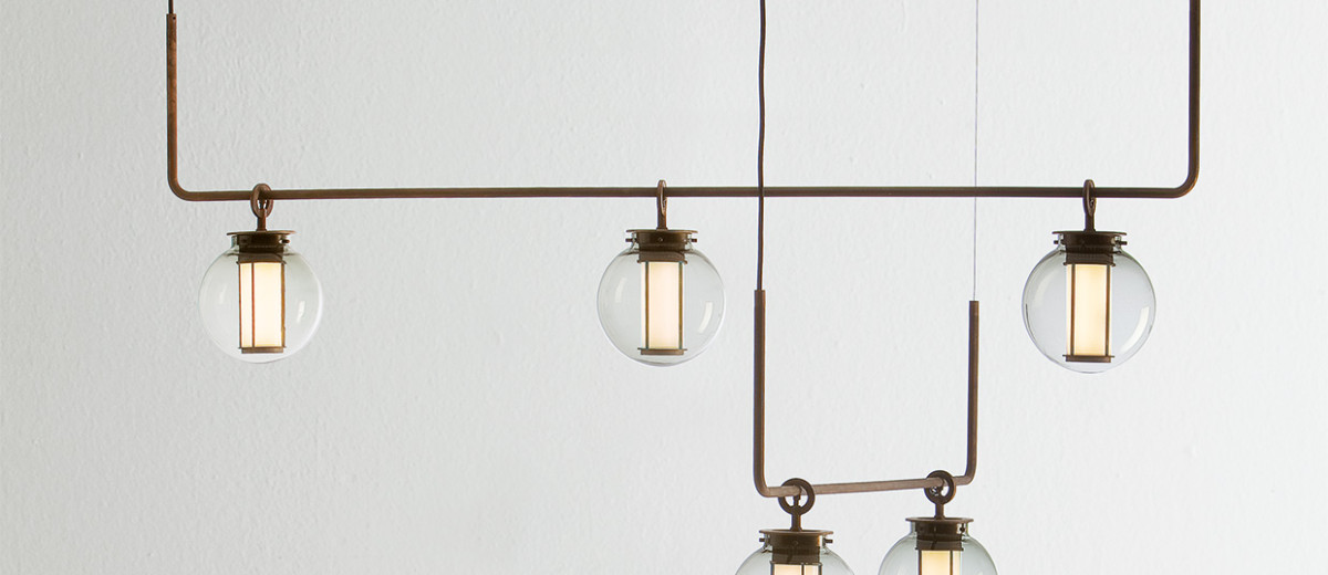 Parachilna Launches New Lighting Collection by Neri & Hu | Yellowtrace