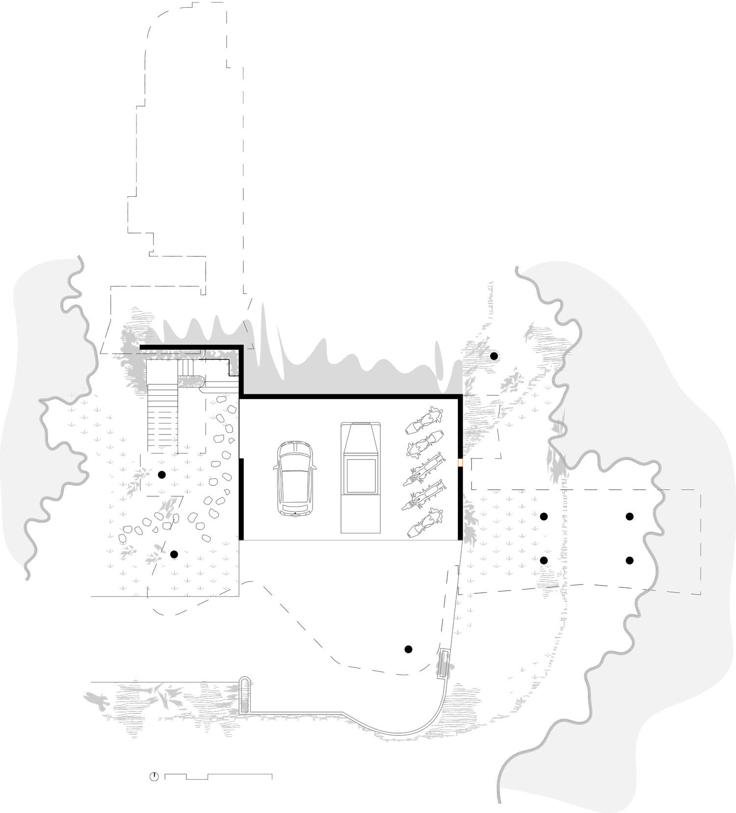 Planchonella House by Jesse Bennett Architect | Yellowtrace