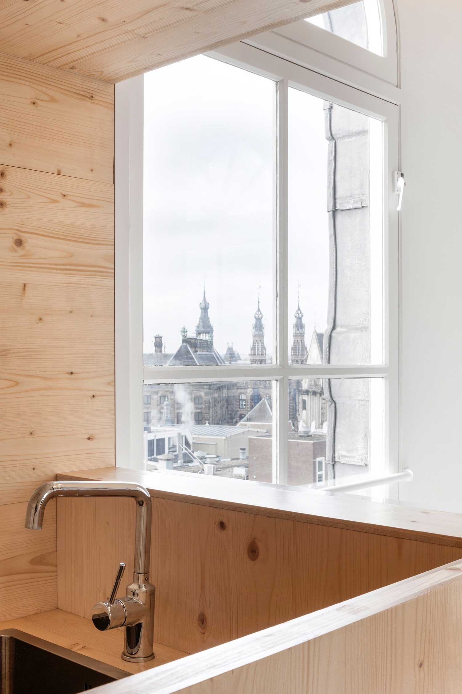 Room On The Roof' by i29 in Amsterdam | Yellowtrace