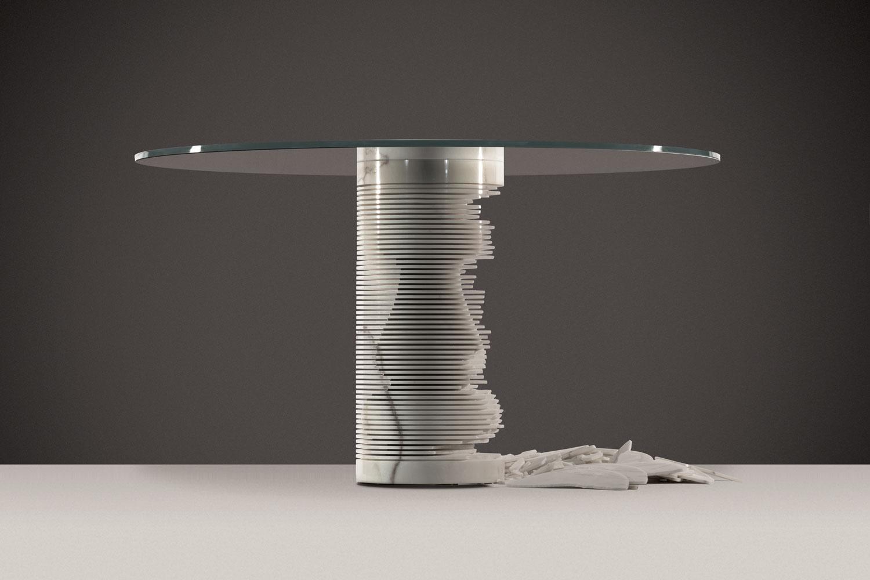 Carrara Design Factory at 5Vie Milan Design Week | Yellowtrace