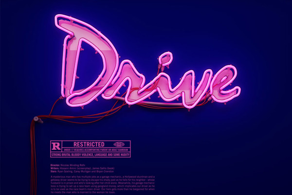 3D Neon Typography by Rizon Parein | Yellowtrace