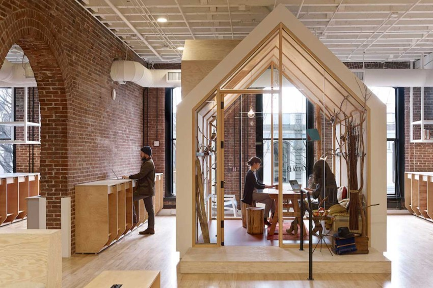 Airbnb's Portland Office | Yellowtrace