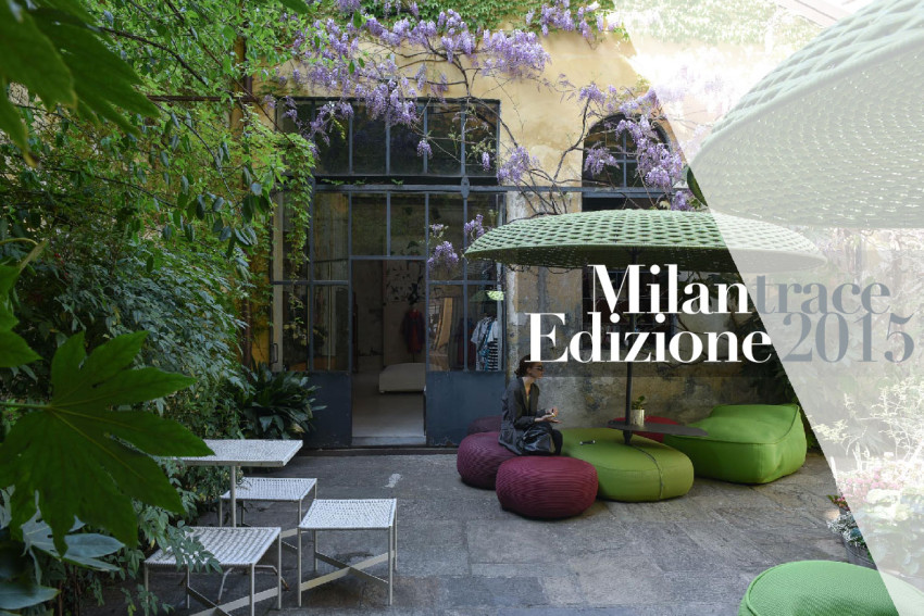 Antonio Marras for Segno Italiano, Milan Design Week 2015 | #MILANTRACE2015