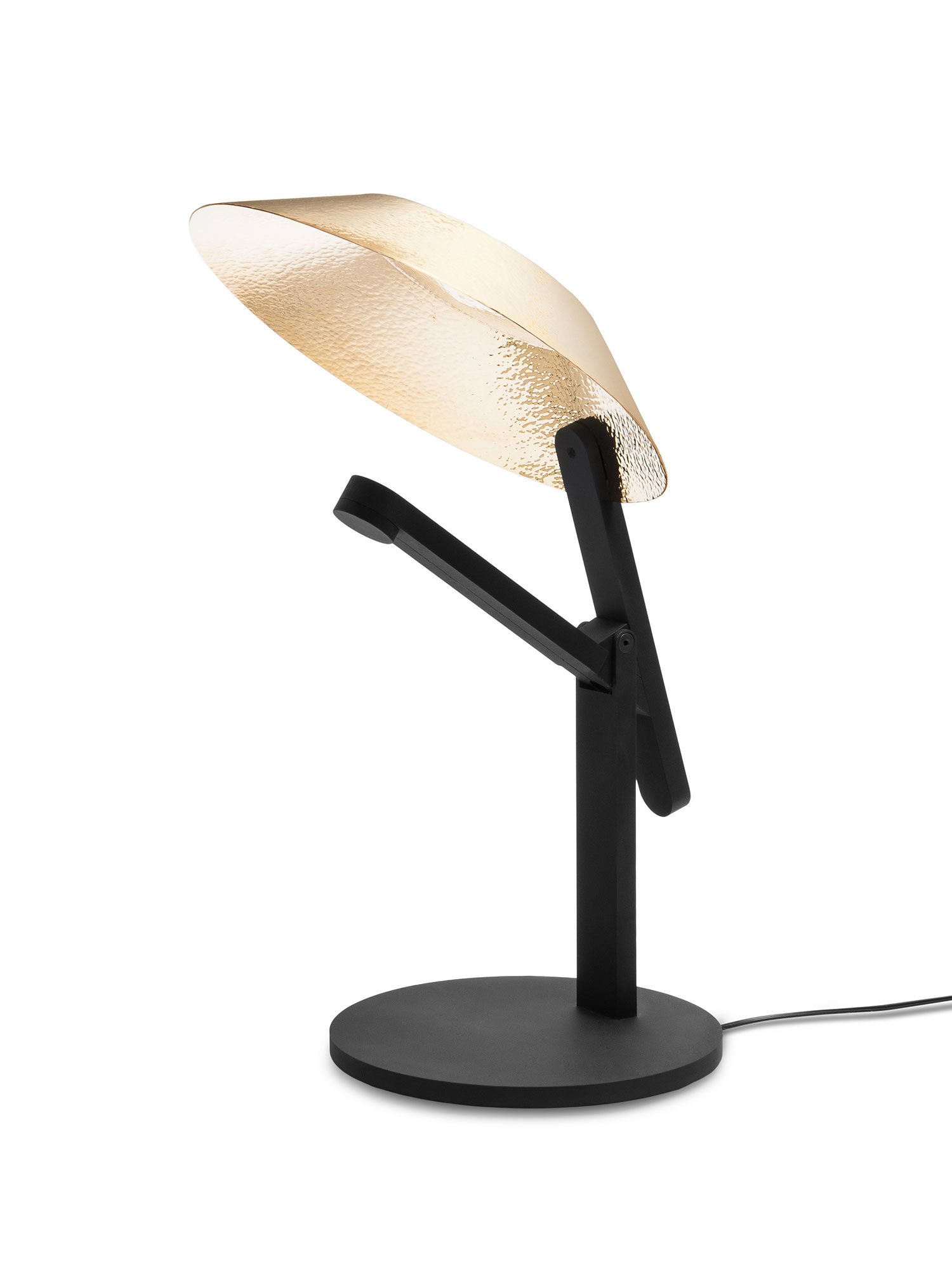 Austrian Design Pioneers Wiener Silber HAMMER Lamp  #MILANTRACE2015 by Yellowtrace