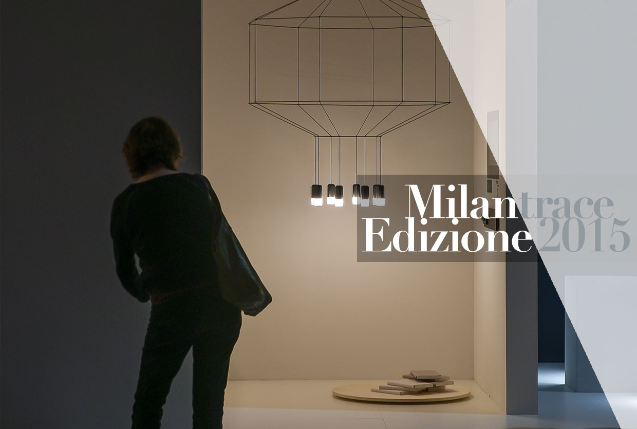 Best new lighting at euroluce milantrace