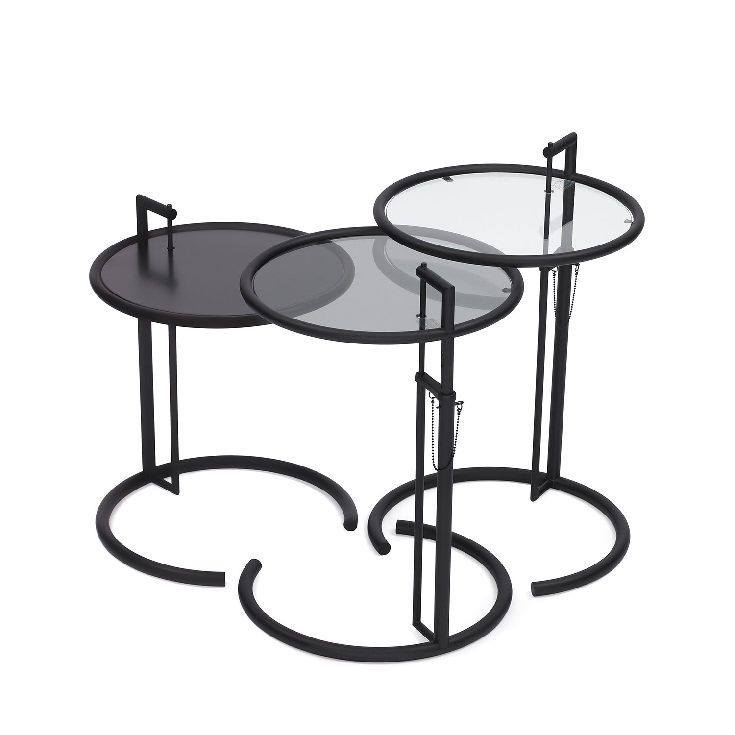 Best new furniture at salone del mobile 2015 - E 1027 table by eileen gray ...