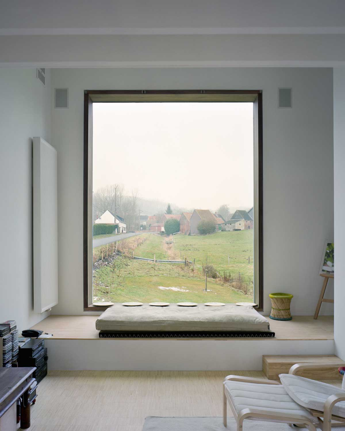 Stories on design window seats curated by yellowtrace for Sitting window design