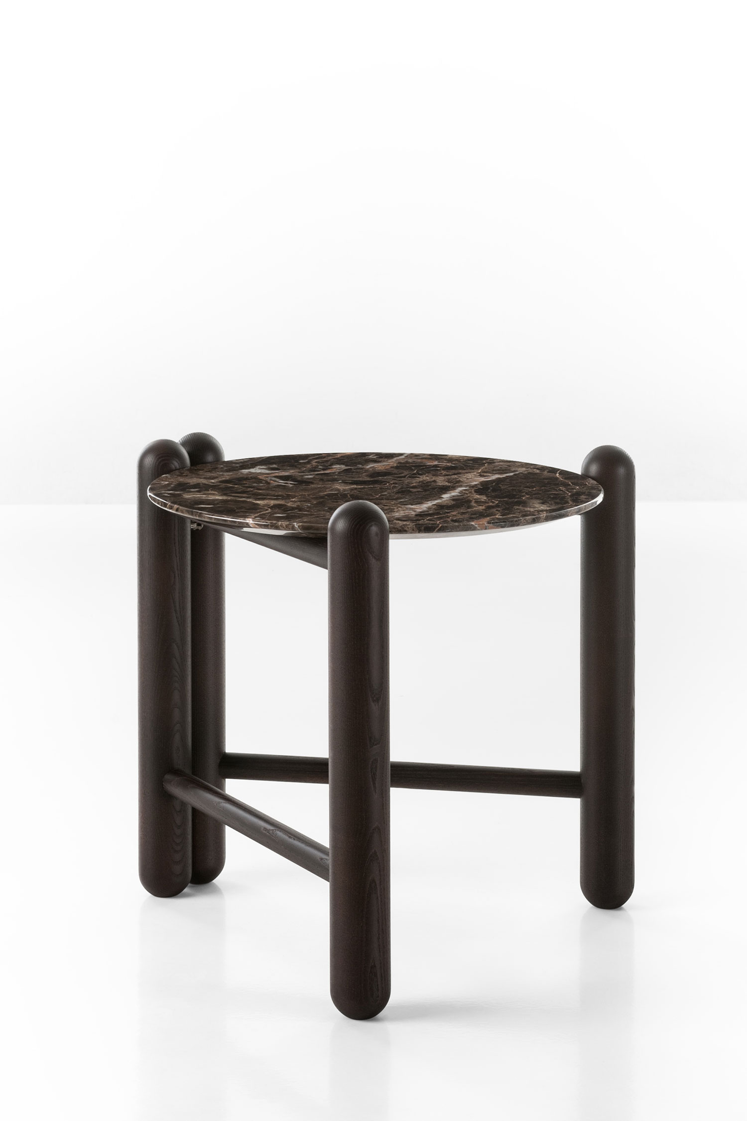 Gebruder Thonet HOLD ON side table by Nicola Gallizia - Best of Salone Del Mobile 2015   Yellowtrace