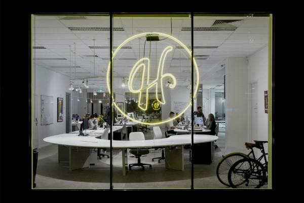 Hardhat Digital Melbourne by Davidov Partners | Yellowtrace