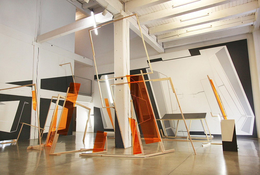 Installation Art by D Gilley   Yellowtrace