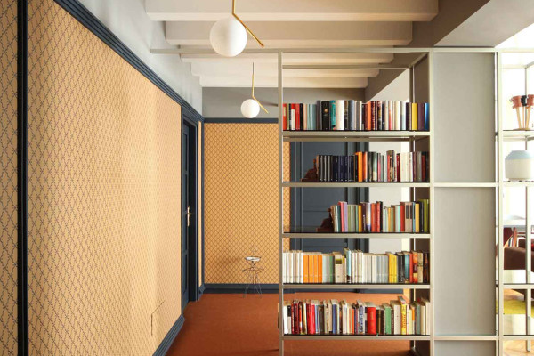 Metaphisical Remix Apartment in Turin by UDA Architetti | Yellowtrace