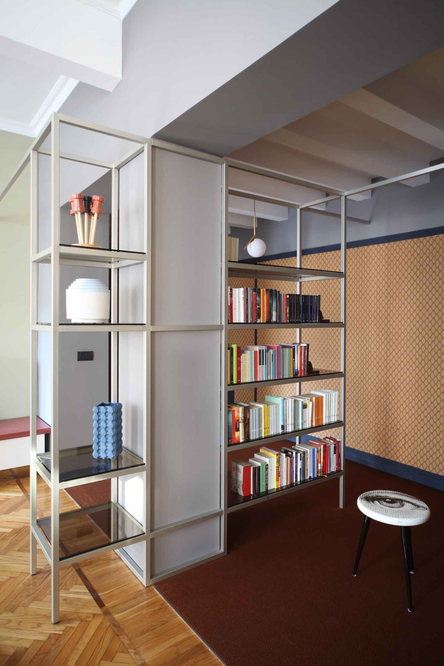 Metaphisical Remix Apartment by UDA Architetti | Yellowtrace