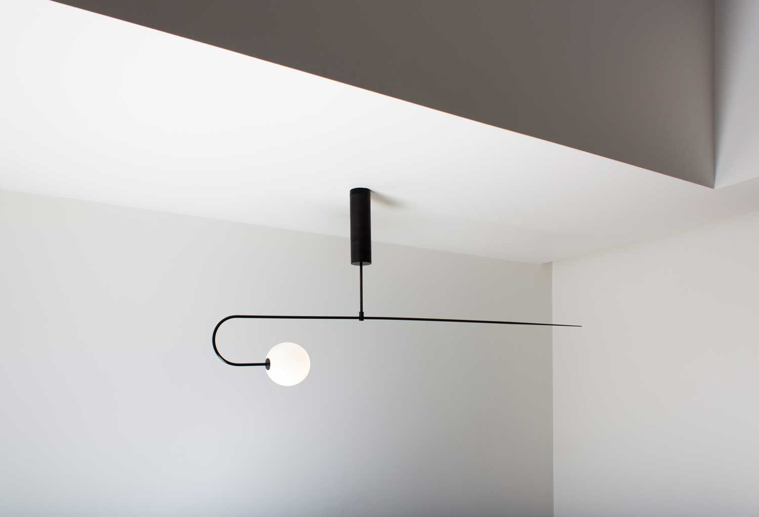 Michael Anastassiades MC 8 at Euroluce 2015 | Yellowtrace