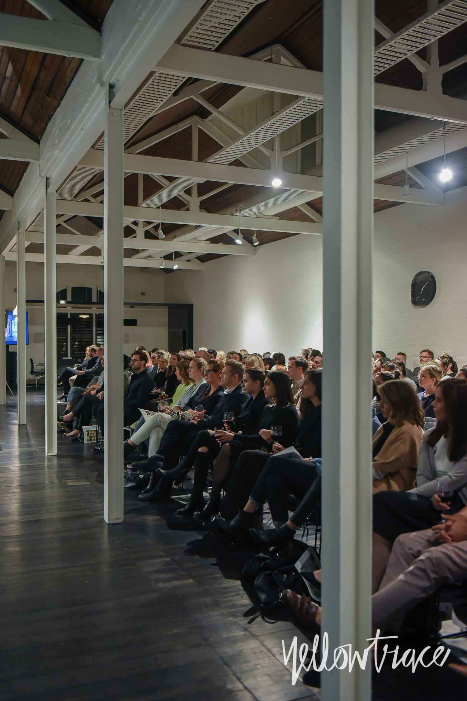 #MILANTRACE2015 Talk Series Melbourne at Living Edge | Yellowtrace