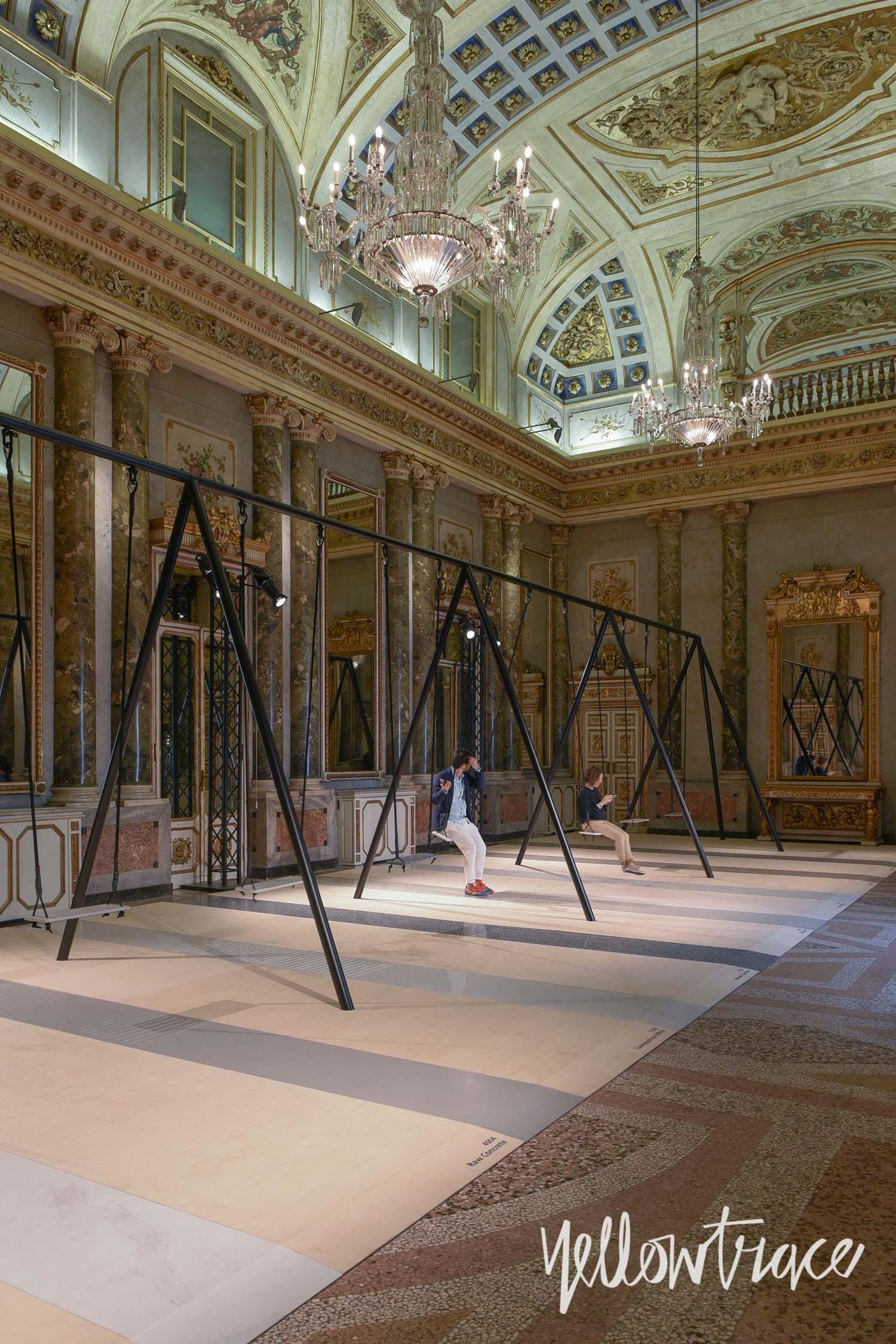Caesarstone x Philippe Malouin at Palazzo Serbelloni | #MILANTRACE2015 by Yellowtrace