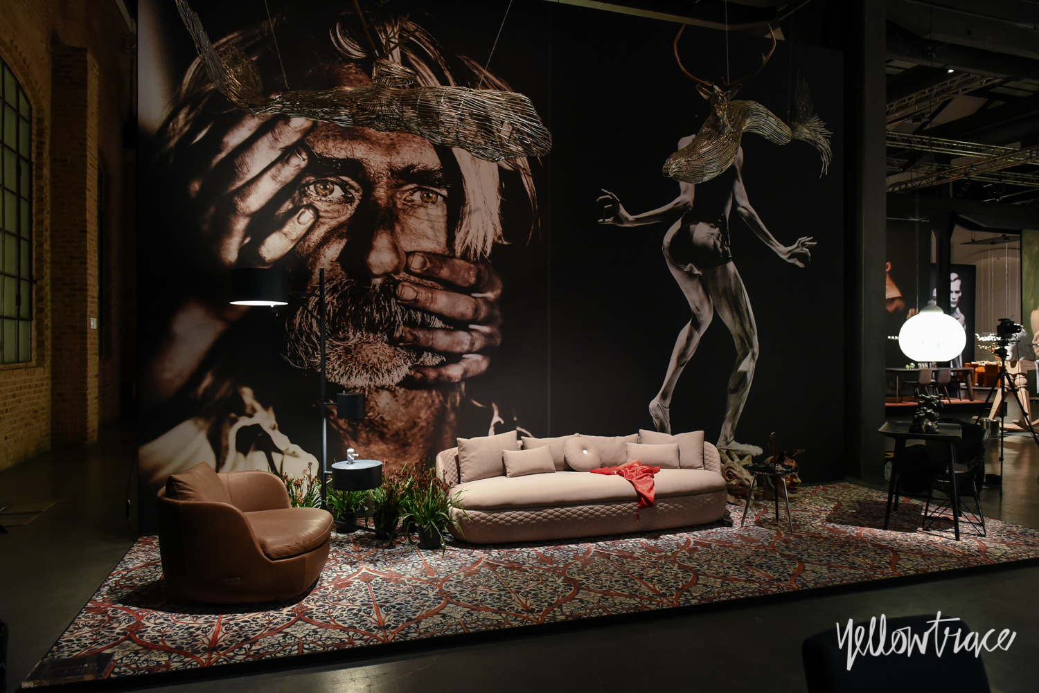 Moooi in tortona during salone del mobile for Salone mobile tortona