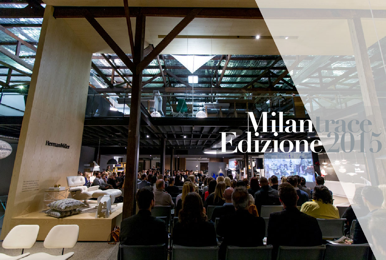 MILANTRACE Edizione 2015 Talk Series// Launch Event in Sydney.