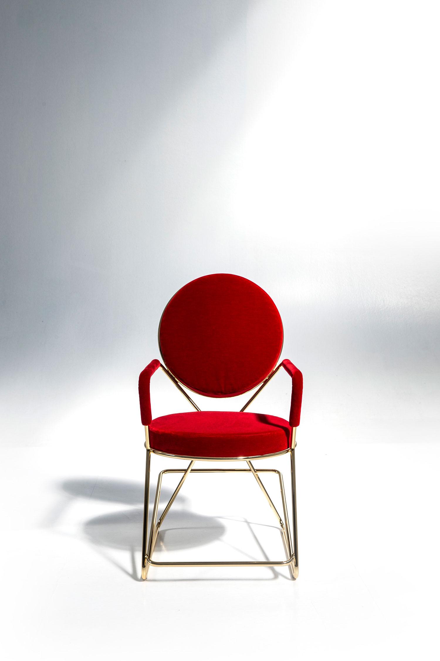 Moroso Double Zero Chair by DAVID ADJAYE - Best of Salone Del Mobile 2015   Yellowtrace