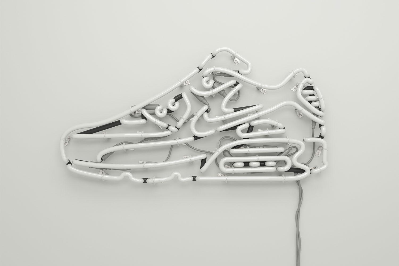 Nike AirMax Neon Art by Rizon Parein | Yellowtrace