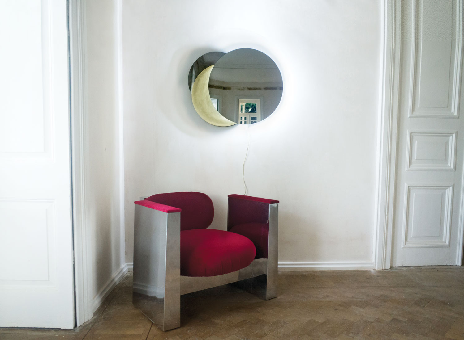 Rooms Design Invisible to the Eye Collection, Milan Design Week 2015   Yellowtrace