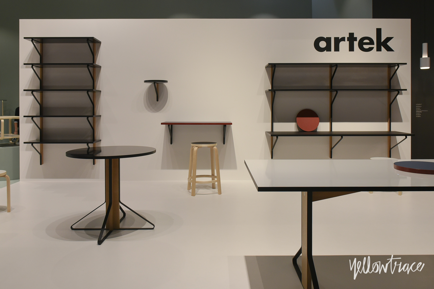 Artek Stand at Salone del Mobile 2015 - Photo Nick Hughes / Yellowtrace
