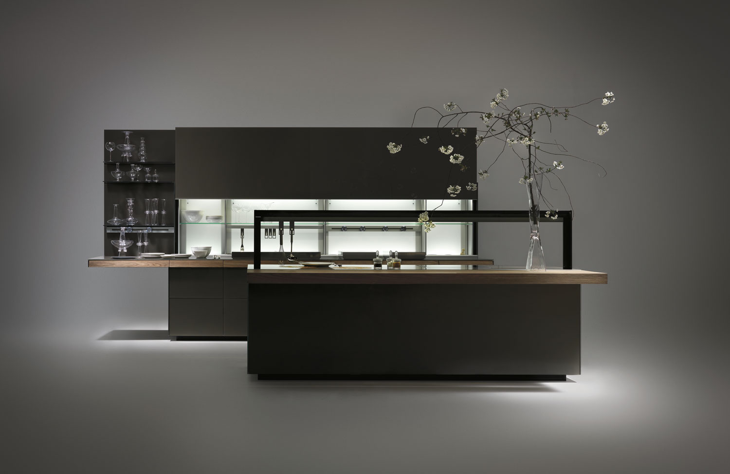 Valcucine Genius Loci Kitchen | #MILANTRACE2015 by Yellowtrace