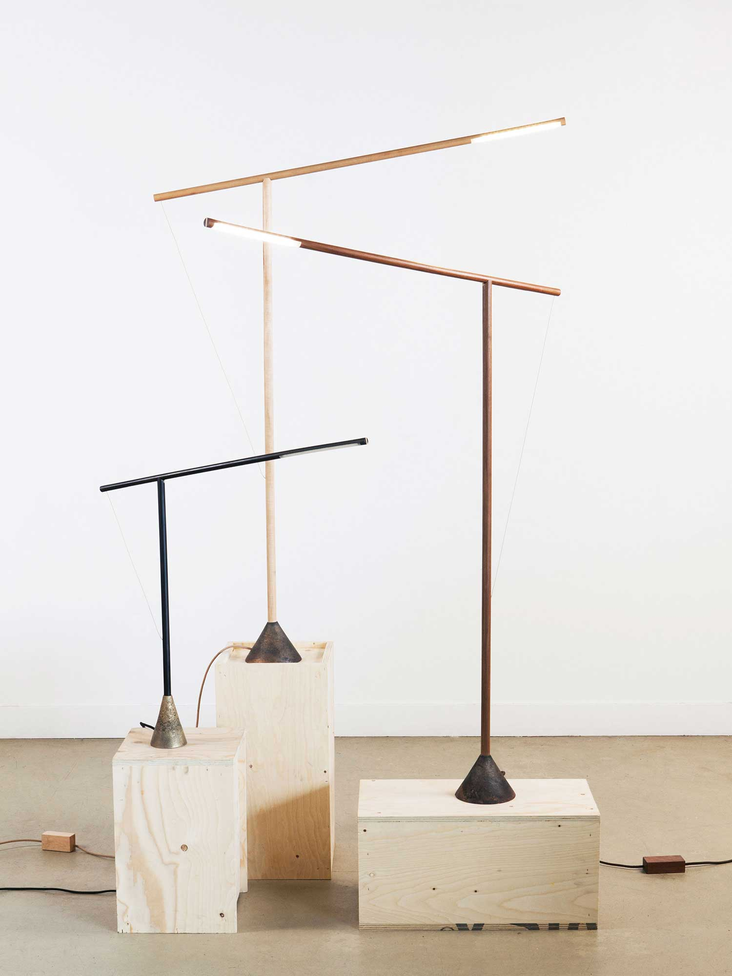 Studio Mieke Meijer balance light | #MILANTRACE2015 by Yellowtrace