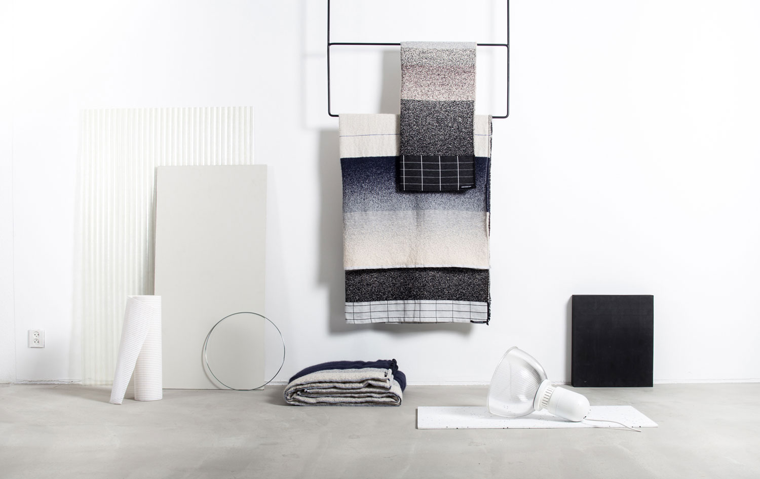 mae engelgeer mod blankets   #MILANTRACE2015 by Yellowtrace